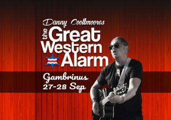 27 & 28 September LIVE på Gambrinushallen!