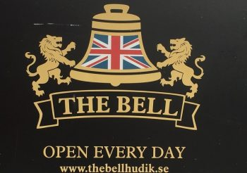 Fredag 10 januari. The Bells Pub Hudiksvall.