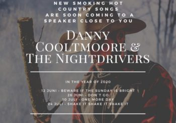 DANNY COOLTMOORE & THE NIGHTDRIVERS!